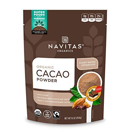 Cacao Powder, Organic, Gluten-Free