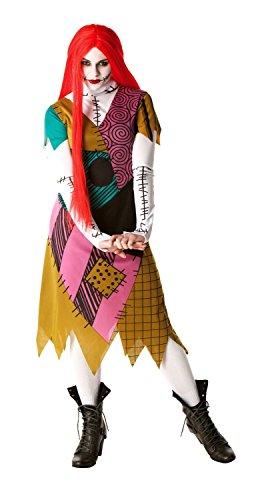 Rubbies - Disfraz de pesadilla de navidad para mujer, talla S (UK 8-10)...