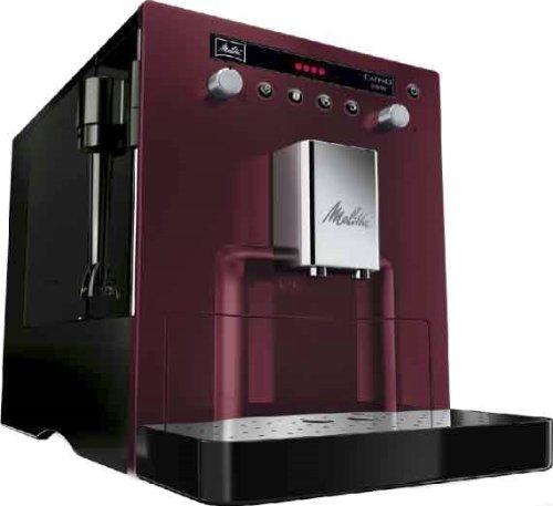 Melitta E 960-105 Kaffeevollautomat Caffeo Bistro silber-schwarz