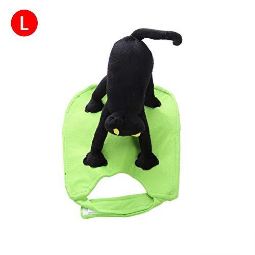 CampHiking Haustierkostüm für Hunde und Katzen, Halloween-Kostüm