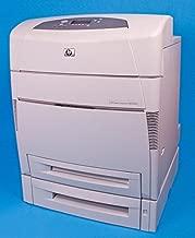 HP Color LaserJet 5500dtn Color Laser printer - 22 ppm - 1100 sheets