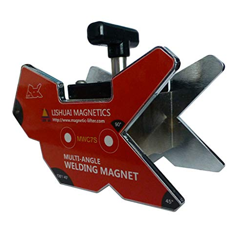 WMC7 ON/OFF Multi-ánge Magnético Soldadura Soldadura Fuerte Fuerza Herramientas de trabajo