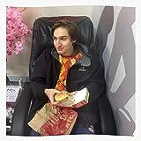 Paparazzi Nt Fans Shop Instagram Eating Burger Xlson137 El póster de decoración de interiores más impresionante y elegante disponible en tendencia ahora