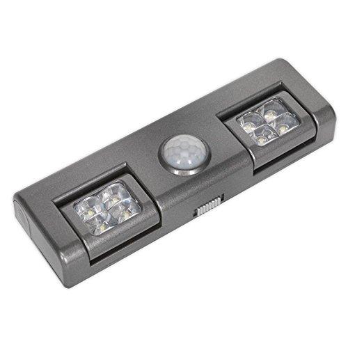 Sealey gl93 Automatique 8 – lumière LED avec capteur PIR