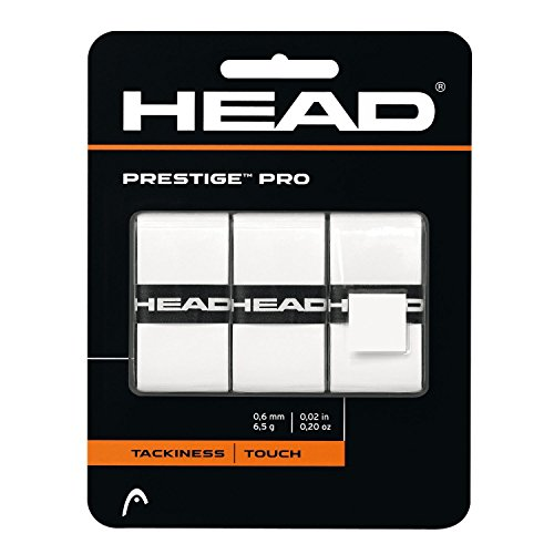 Head 282009 Prestige Pro White, Adultos Unisex, Blanco, M