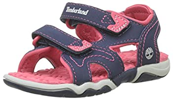 Timberland Adventure Seeker T Navy/Pink Synthetic 10 US Infant