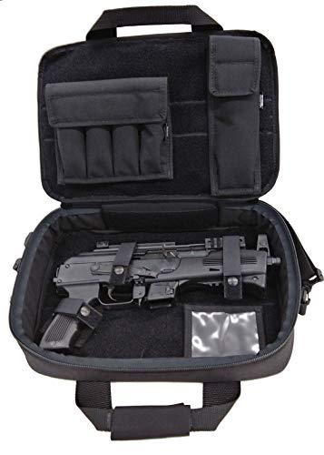 "WRB Covert Sub Gun Case 15"" (Black, 5-32 Rd 9mm/.40/.45)"