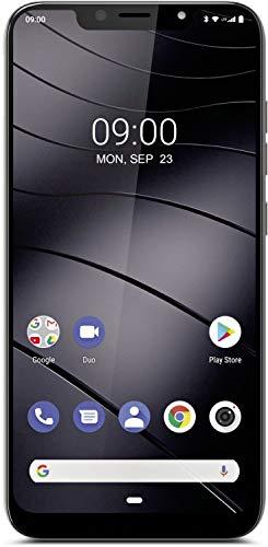Gigaset GS195 Smartphone 2GB/16GB Dual SIM Titanium Gray
