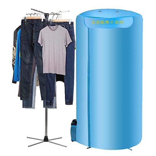 ZXR-Clothes dryer 1000w WäSchetrockner, Haushaltsgeräte, Wäscheschleudern, Ablufttrockner,warme Luft Trocknende Garderobe,roße Kapazität 10kg, Arbeitet 0-3 Stunden,Einfach Zu Hause Verwenden