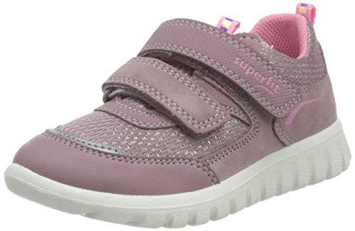 Superfit Jungen Mädchen SPORT7 Mini Gore-TexSneaker Lauflernschuh, LILA/ROSA, 20 EU