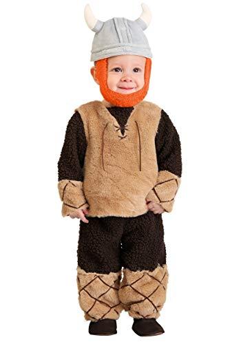 Infant Boy Adorable Viking Costume 6/9 Months