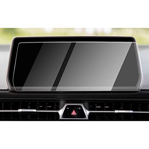CDEFG Screen Protector for GR Supra 2021 2020 Car Navigation Display Touch Screen Protector for 2020 2021 GR Supra 8.8 Inch Tempered Glass Screen Protector Foils