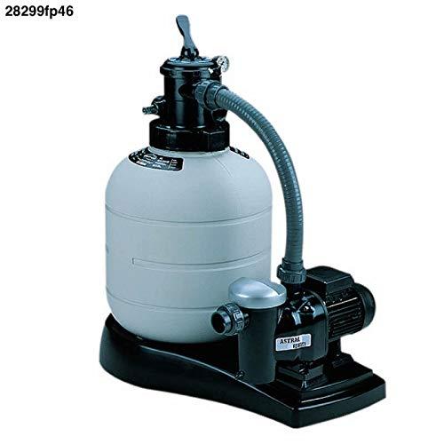 LordsWorld - Astralpool - 28299Fp46 Millennium 1,25Cv Einteilige Sandfilter für Schwimmbecken - Sandfilter für das Filtern von Schwimmbadwasser - 28299fp46-Monoblocco