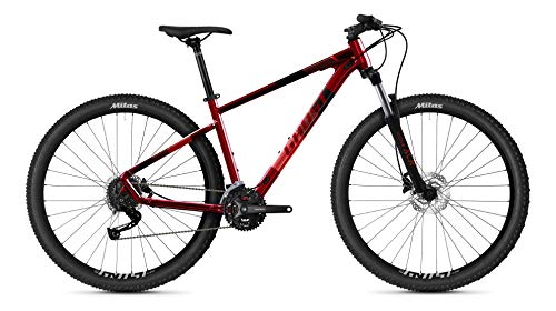 Ghost Kato Universal 27.5R AL U Mountain Bike 2021 (XS/36cm, Red/Black)