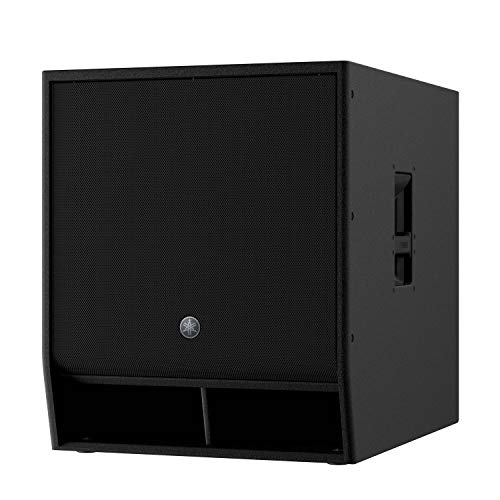 Yamaha DXS18XLF-D 1600W 18 Inches Powered Subwoofer with Dante
