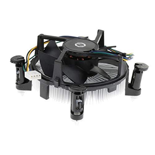 #N/A/a Disipador de Calor del Refrigerador de La CPU de La Computadora del Ventilador de 9cm 2100 RPM 170K para LGA 775