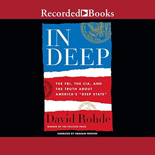In Deep audiobook cover art