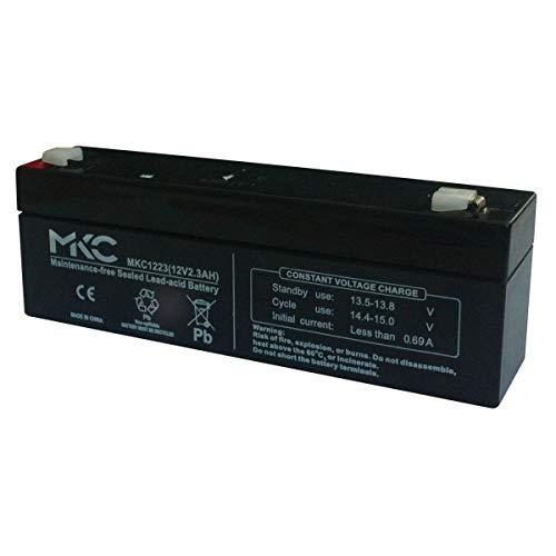 Setik - Batteria / Accumulatore al piombo 12V 2.0Ah - Setik - BAT12V-2