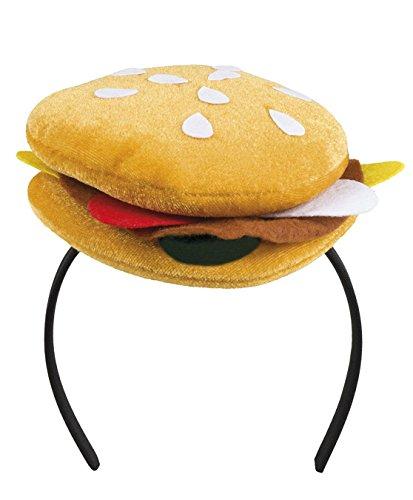 Boland 04269 - Diadema de Burger Queen, talla única