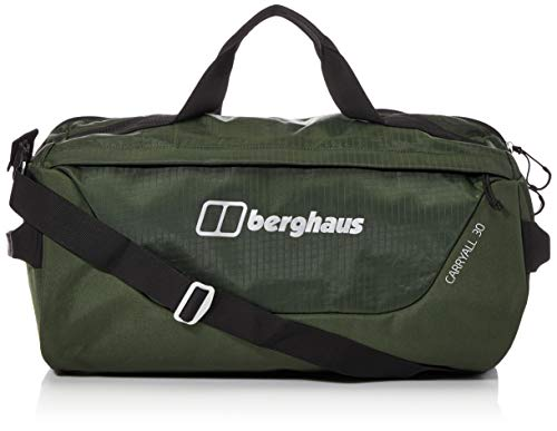 Berghaus Unisex Carryall Mule Bag, Dark Green, 30 Litres UK