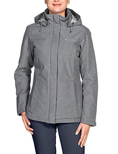VAUDE Damen Women's Limford Jacket II Jacke, grau (grey-Melange), 40