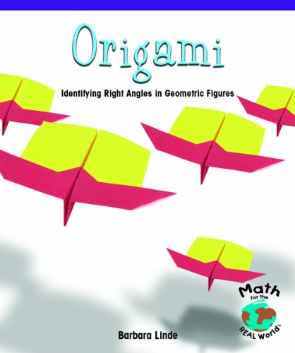 Origami: Identifying Right Angles in Geometric Figures (Powermath)