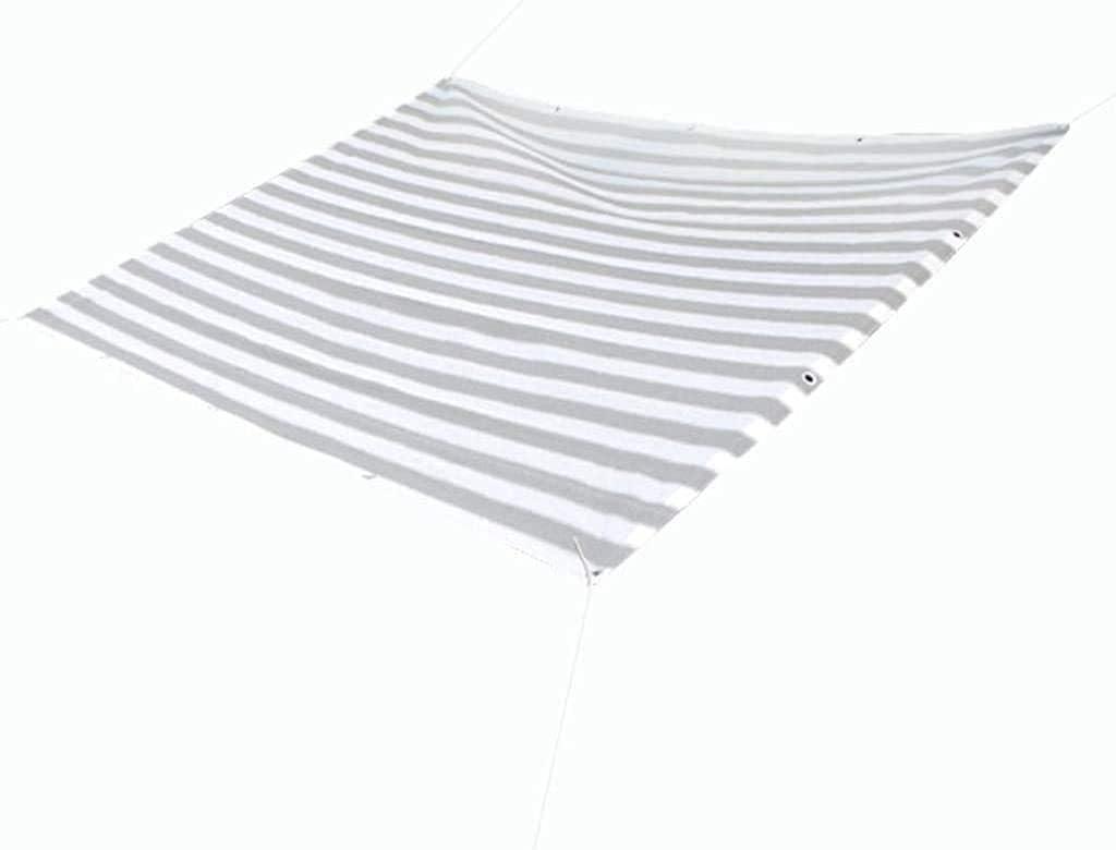 LIXFDJ Low price Heavy Duty Mesh Tarps Shade UV 67% OFF of fixed price Resi Sun White Cloth