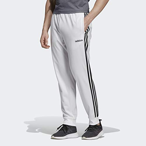 adidas Herren E 3s T PNT Tric Jogginghose, weiß, Large/Tall