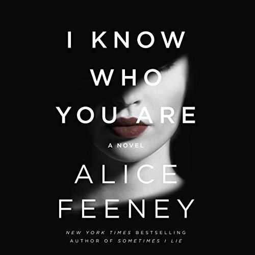 I Know Who You Are audiobook cover art
