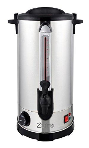 Glühweinkocher und Heißwasserkessel ZHK 6 Liter -Gastroqualität - 1600W