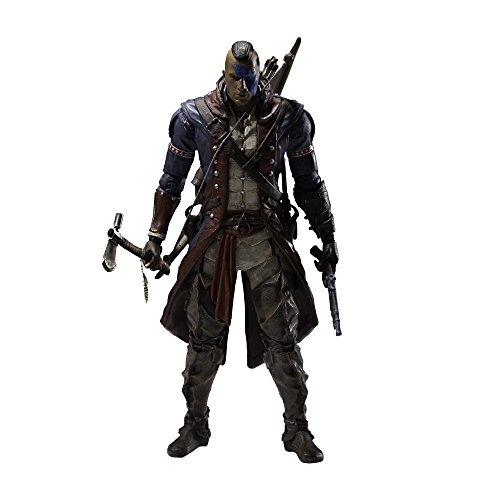 Assassin's Creed Series 5 - Revolutionary Connor Action Figure (17Cm)