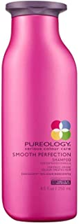 Pureology | Smooth Perfection Shampoo | For Frizz-Prone Color Treated Hair | Sulfate-Free | Vegan