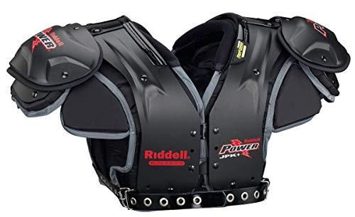 Riddell JPK Plus Shoulder Pads, Large