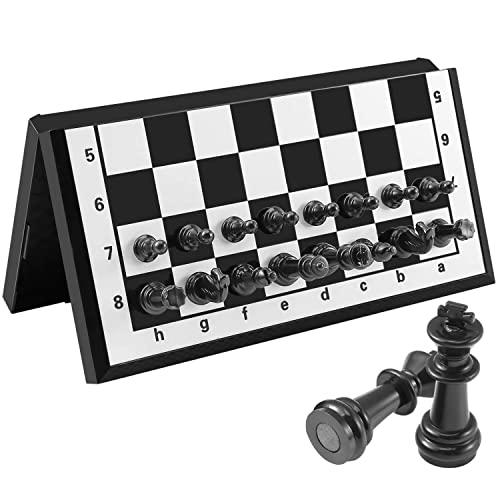 FanVince Schachspiel Magnetisch Bild