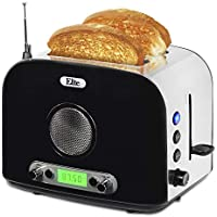 Maxi-Matic ERT-6067 Long Cool Touch 4-Slice Toaster