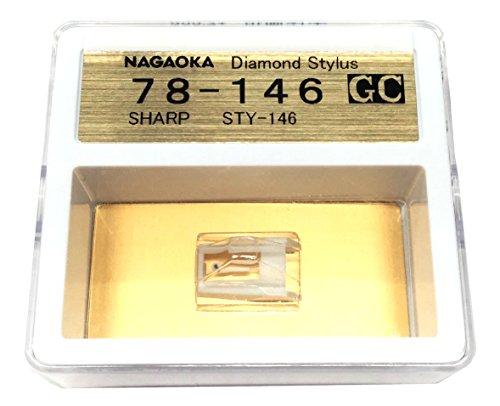 NAGAOKA レコード針 78146