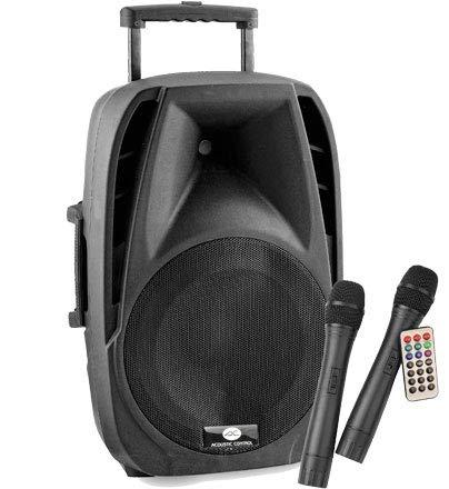 Acoustic Control Portable 15 Altavoz con Bateria Bluetooth