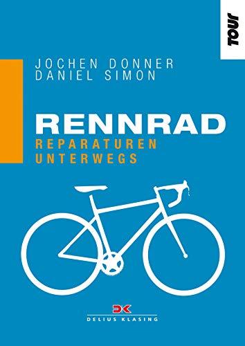Rennrad. Reparaturen unterwegs