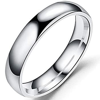 Best stainless steel band ring Reviews