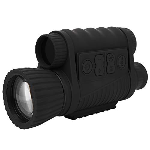 Monocular infrarrojo de visión nocturna - Handheld 6X50 dispositivo de visión nocturna infrarroja IR noche monocular para caza al aire libre
