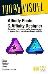 Affinity photo et affinity designer - Retouchez vos photos et créez des montages d'ELISABETH SANCEY