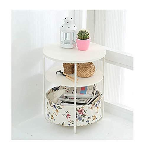FENGTAB ronde opbergplank plank voor op de zijkast, koffie, balkon, afwerking, rek