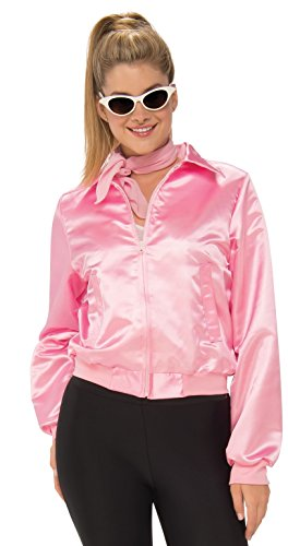 Women's Grease Movie Pink Jacket Costume