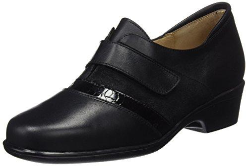 Piesanto 175602, Zapatos de tacón con Punta Cerrada para Mujer, Negro (Black), 38 EU