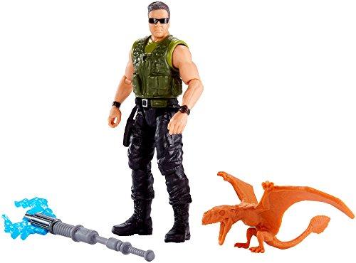 Jurassic World FMM04 Basic Figure Mercenary and Dimorph