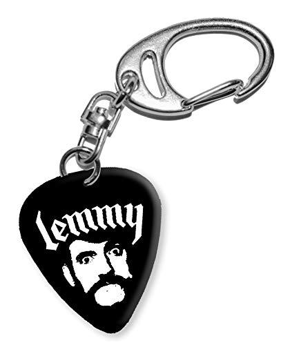 Lemmy Motorhead Design 3 Gitarre Plektrum Keyring Schlüsselanhänger BWEG