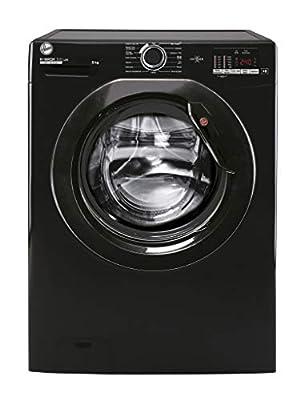 Hoover H3W582DBBE 8KG 1500RPM A+++ Black Washing Machine