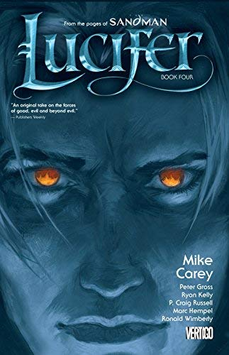 Lucifer Book 4 TP by Mike Carey(2014-09-02)