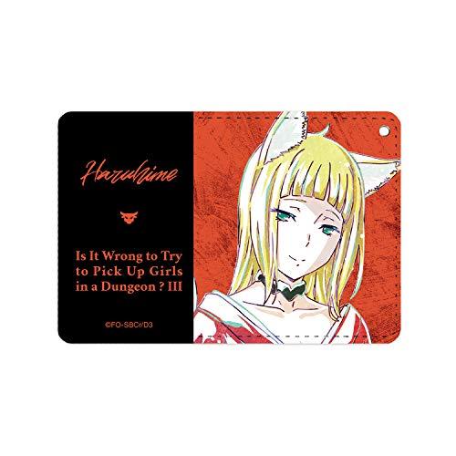 ダンジョンに出会いを求めるのは間違っているだろうかIII 春姫 Ani-Art 第2弾 1ポケットパスケース