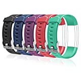 Best Activity Wristbands - LETSCOM Replacement Bands for Fitness Tracker ID115Plus HR Review